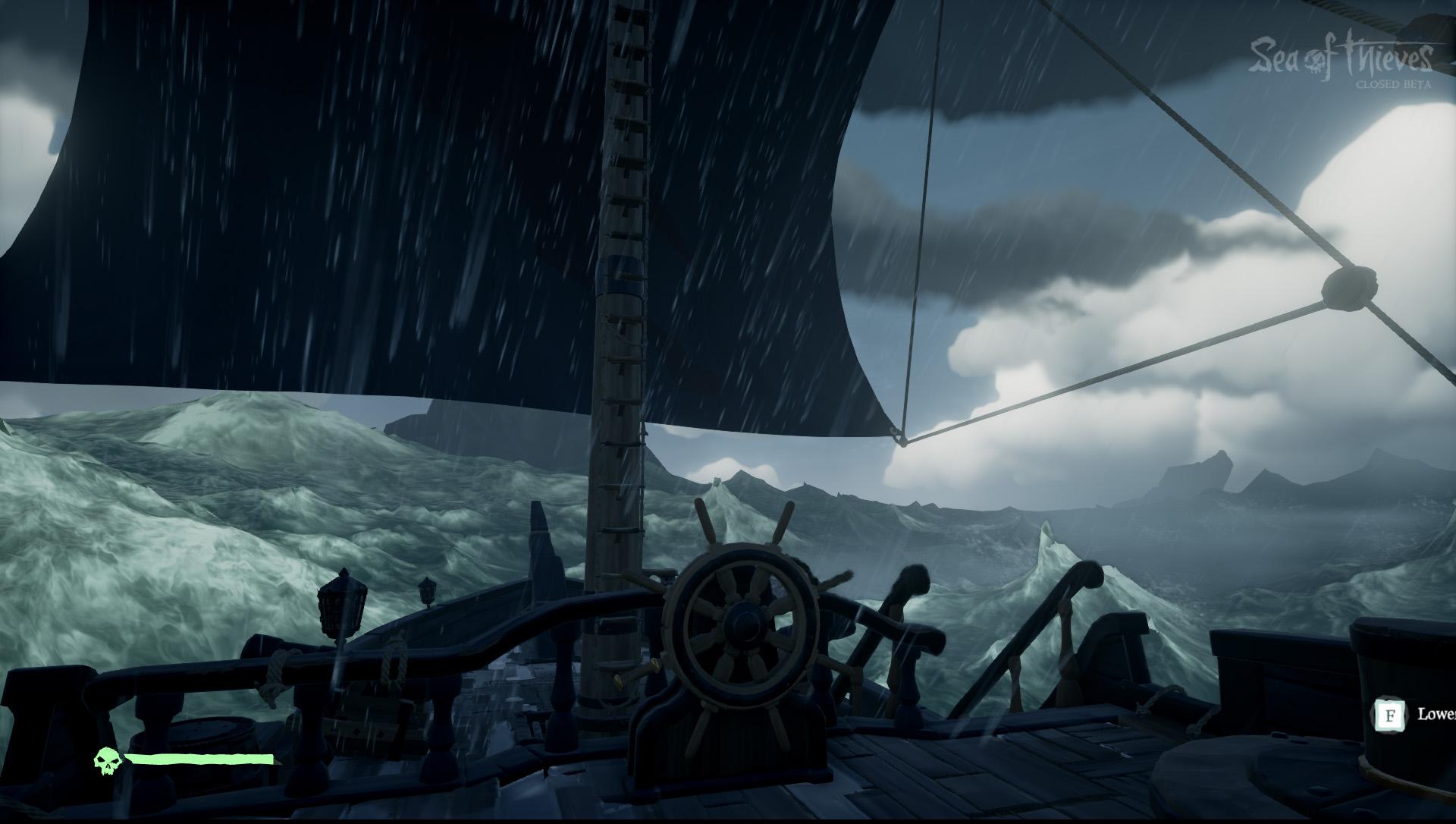 Au milieu d'une tempête, le meilleur ami du marin reste le seau. Pour vomir dedans autant que pour écoper.