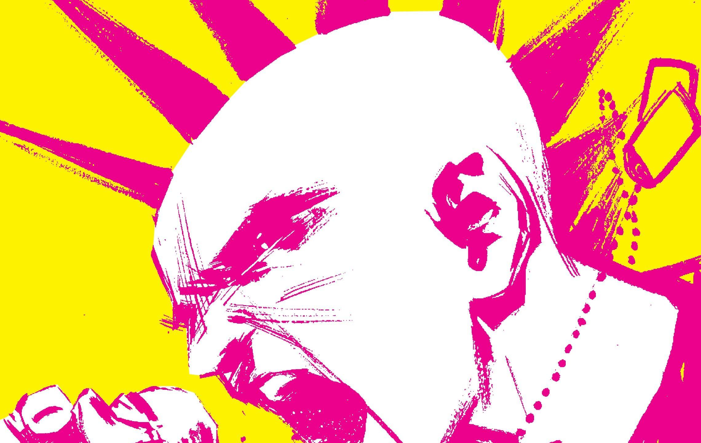 Punk Rock Jesus, un comics de Sean Murphy édité par Vertigo. L'édition cinquième anniversaire, sortie en 2017 et vendue environ 40 euros, regroupe les six albums dans un grand format cartonné, bourré de croquis, notes de l'auteur et storyboards.
