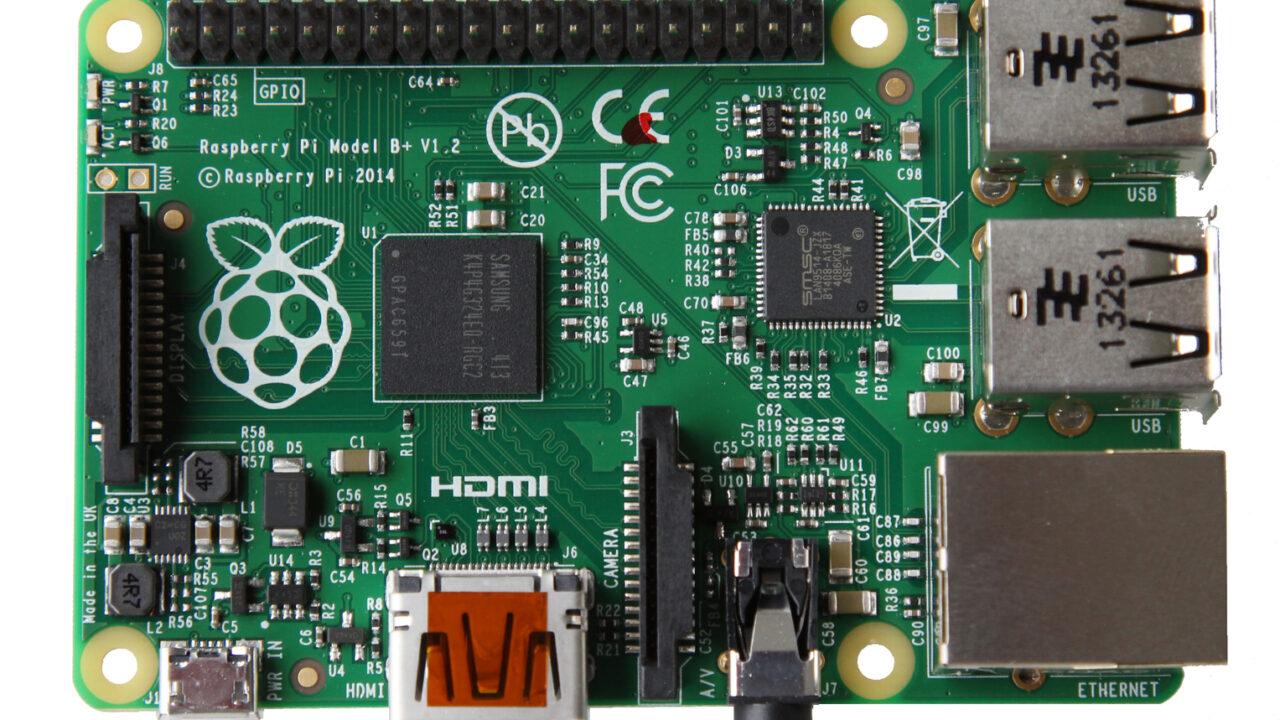 Pi 3 Model B+ (Raspberry)