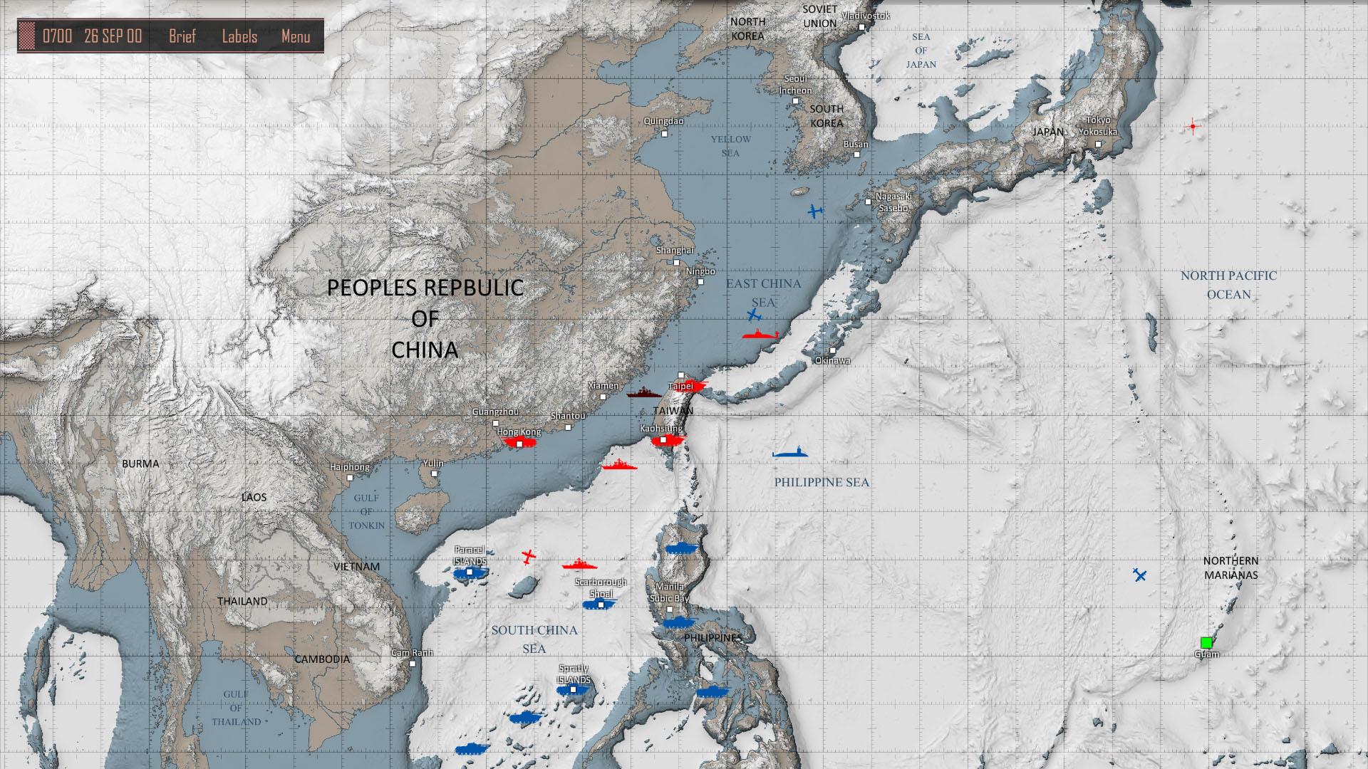 Une raison supplémentaire d'acheter le jeu : dans quelques semaines, il s'enrichira d'une toute nouvelle campagne (gratuite) en mer de Chine, simulant un conflit moderne entre Pékin et la marine US.