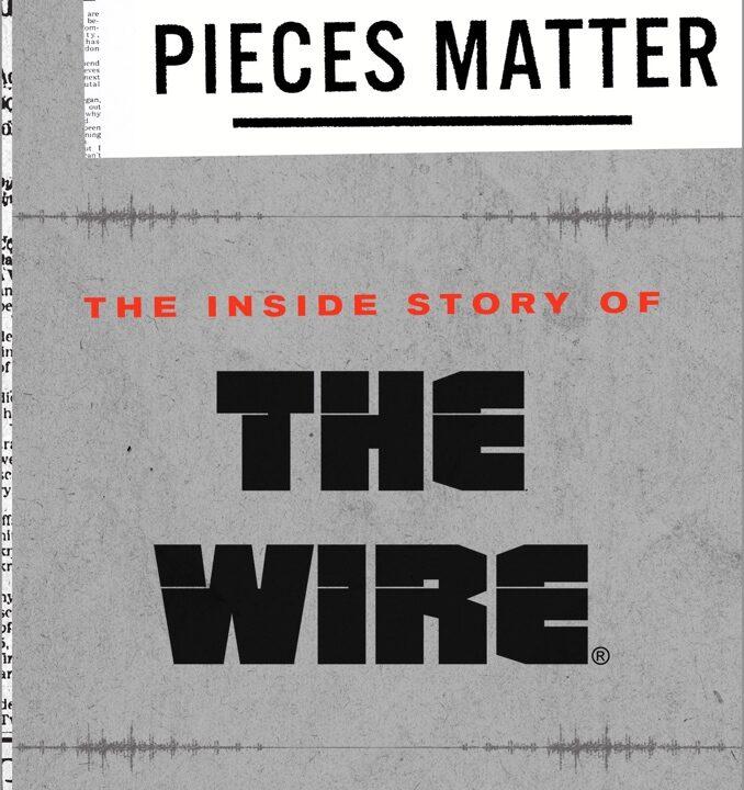 All the pieces matter, the inside story of The Wire, un livre de Jonathan Abrams édité par Crown Archetype en 2018, 12 € en ebook ou le double en papier.
