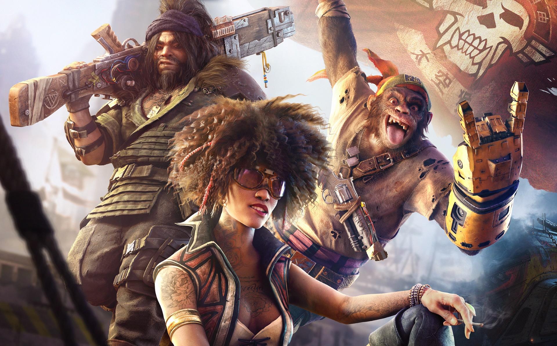 L'opération séduction d'Ubisoft passait aussi par la résurrection publique de Beyond Good & Evil 2, projet maudit d'Ubisoft Montpellier.