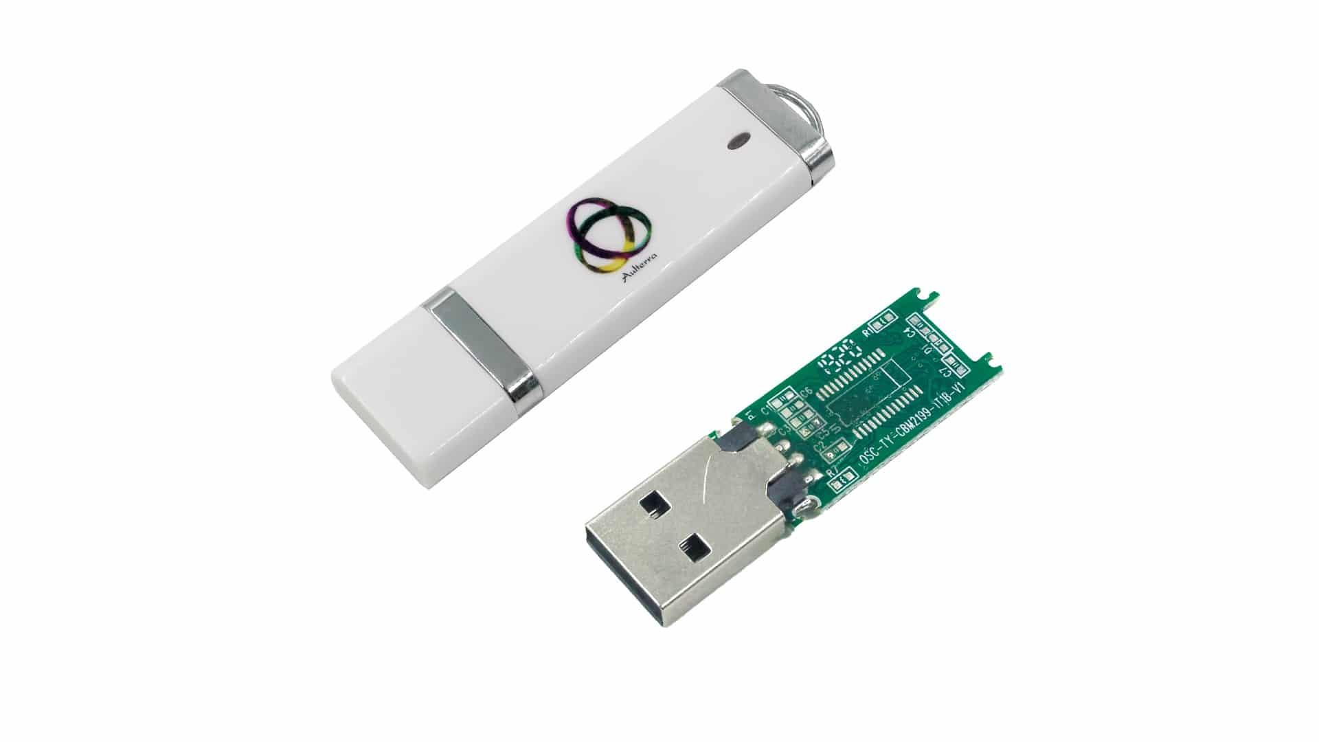 Clé USB Auterra