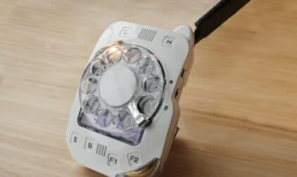 Rotary Cellphone (Sky's Edge)